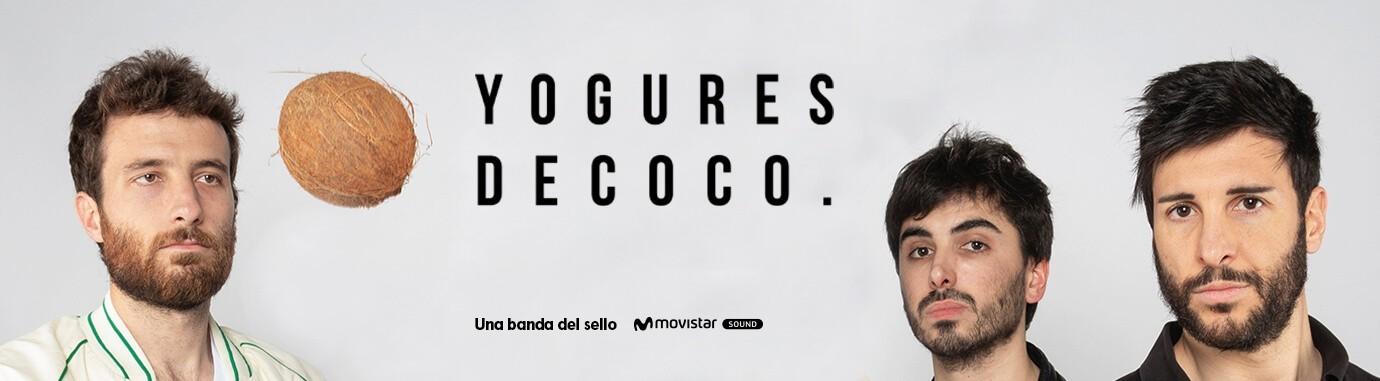 Yogures de Coco