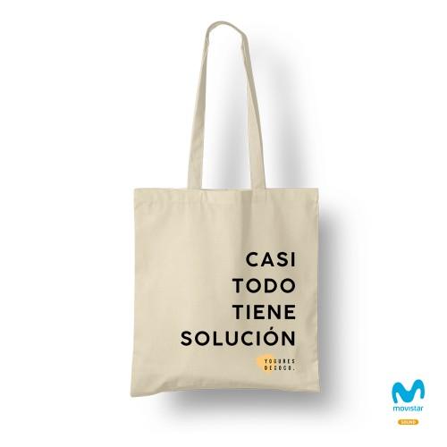 Bolsa De Tela Casi Todo Tiene Solución