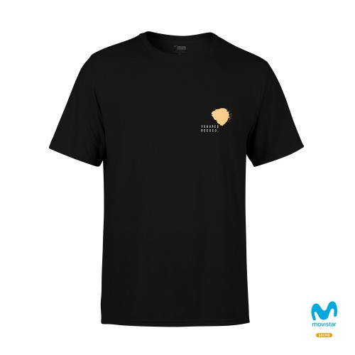 Camiseta Yogures De Coco Unisex Logo