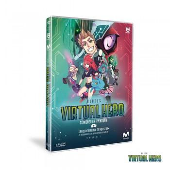 Dvd Temporada 1 Virtual Hero - Parte 1