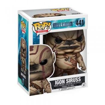 Figura Igon Siruss 9cm