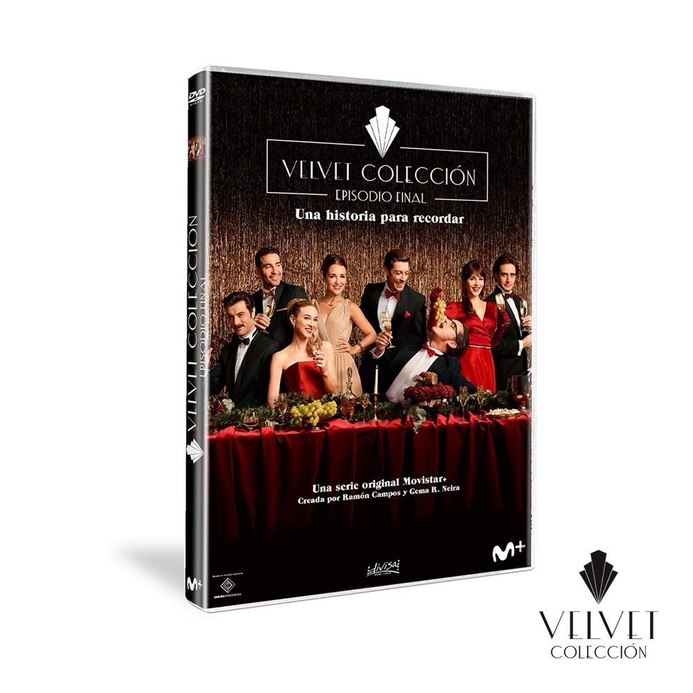 Dvd Episodio Final Velvet