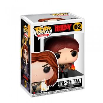 Figura Liz Sherman 9