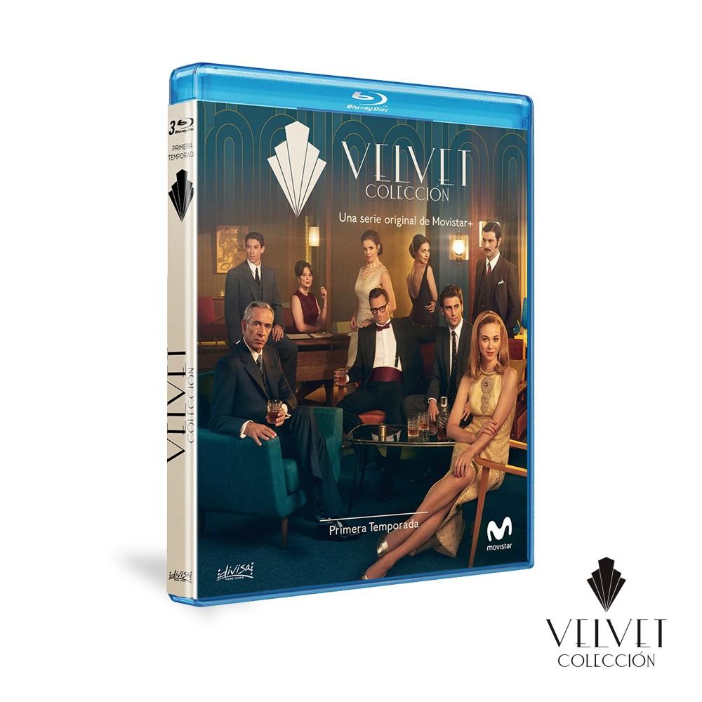 Blu-ray Temporada 1 Velvet
