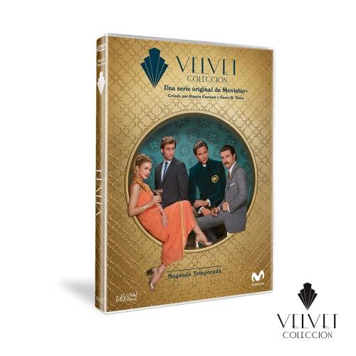 Dvd Temporada 2 Velvet