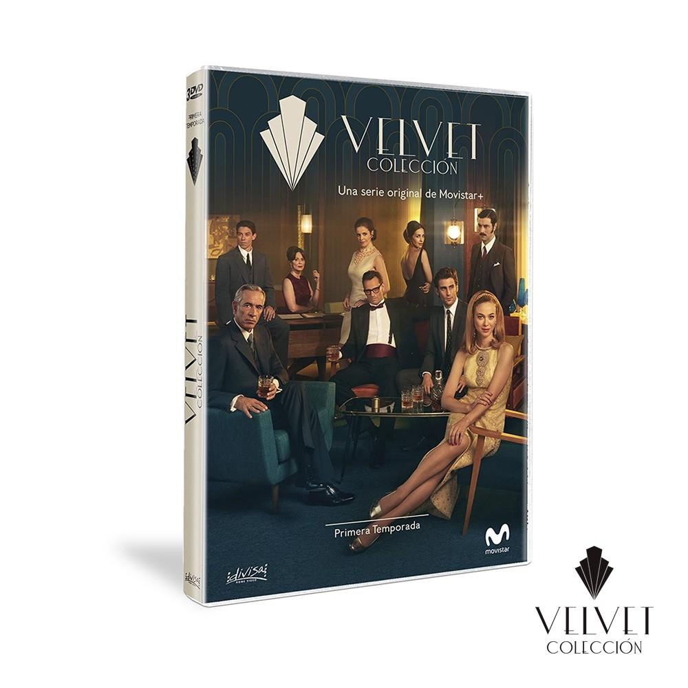 Dvd Temporada 1 Velvet