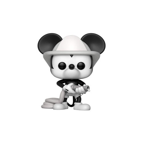 Figura Mickey Mouse Bombero 9cm