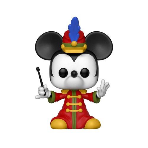 Figura Mickey Mouse Banda Concierto 9cm