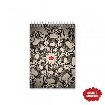 Libreta Cebras