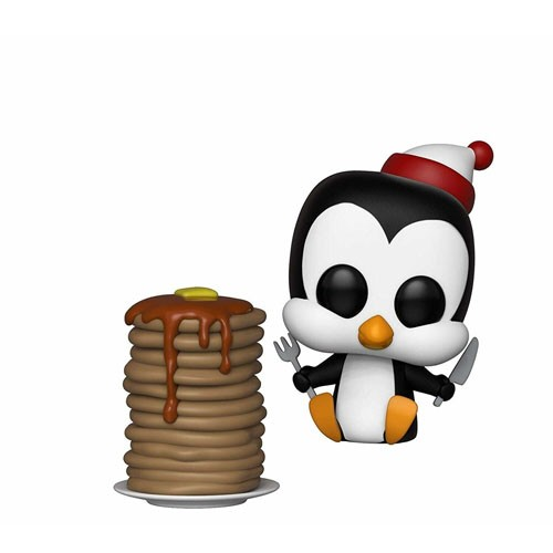 Figura Chilly Willy Con Pancakes 9cm