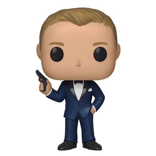 Figura James Bond 9,5 Cm