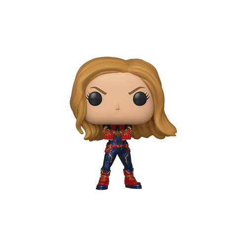 Figura Capitana Marvel 9cm