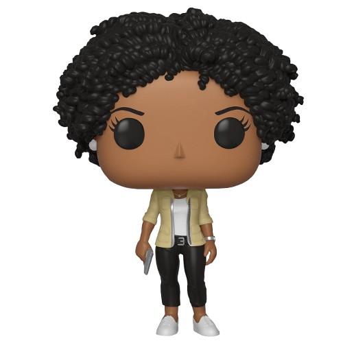 Figura Eve Moneypenny 9,5 Cm