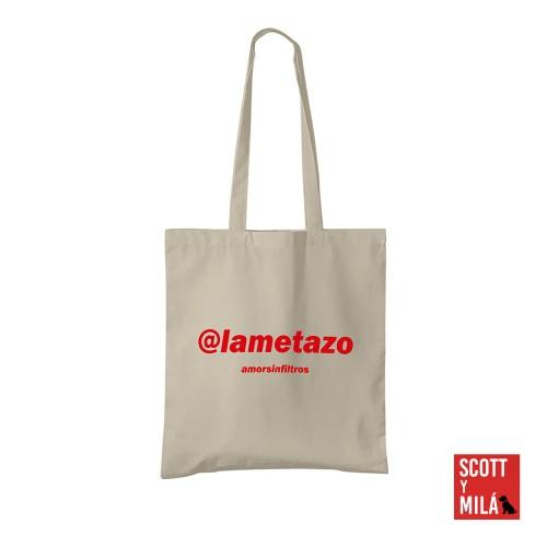 Bolsa Asas Largas Lametazo