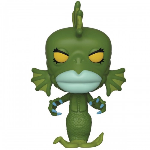Figura Criatura En La Olla 10cm