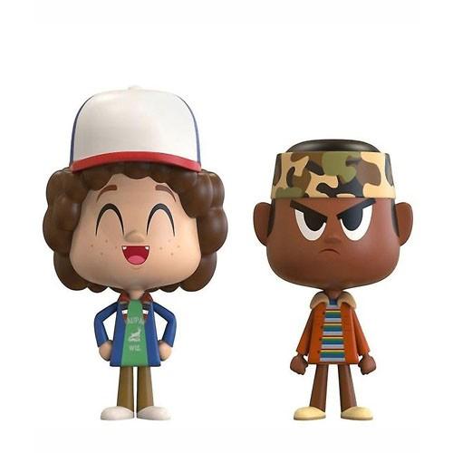 Figuras 2-pack Dustin Y Lucas 9cm