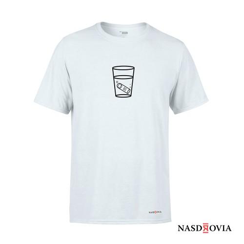 "Camiseta unisex modelo ""Vaso"""