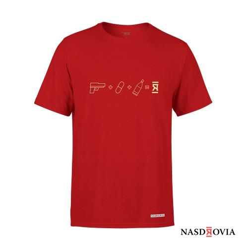 """Camiseta unisex modelo """"Suma"""""""