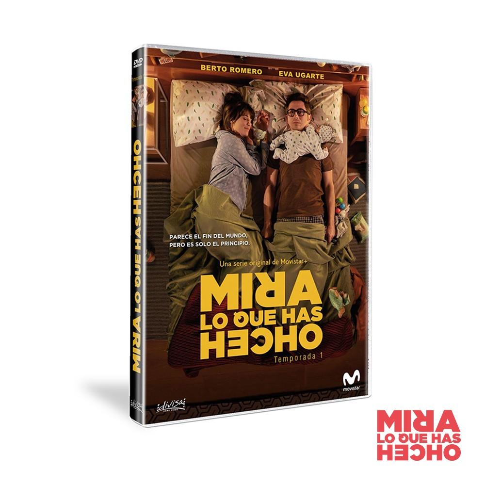 Dvd Temporada 1 Mira Lo Que Has Hecho