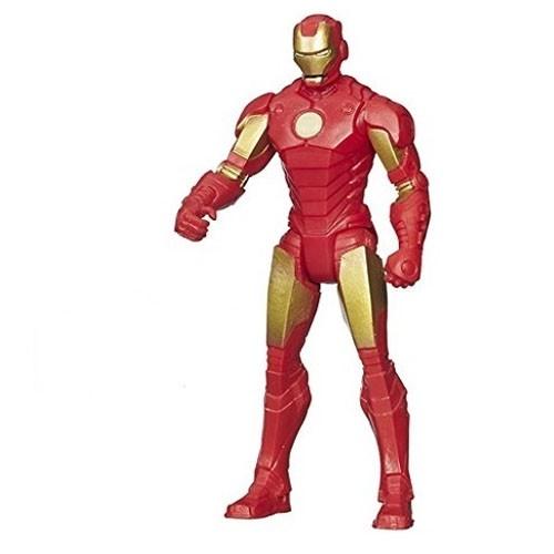 Figura De Acción Iron Man 10cm