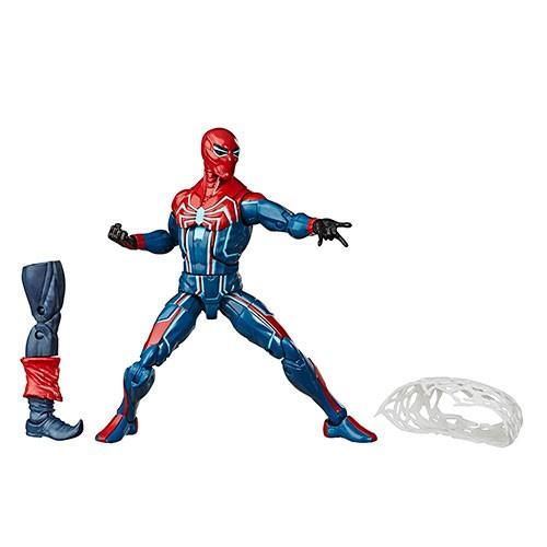 Figura Acción Spider-man Armadura Velocidad 15cm