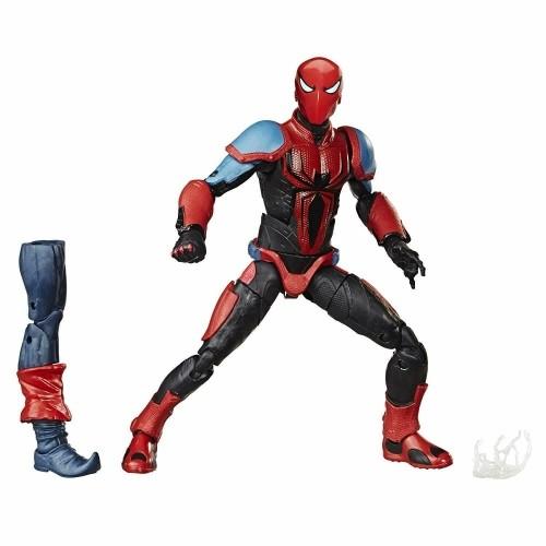 Figura De Acción Spider-man Armadura Mark Iii 15cm