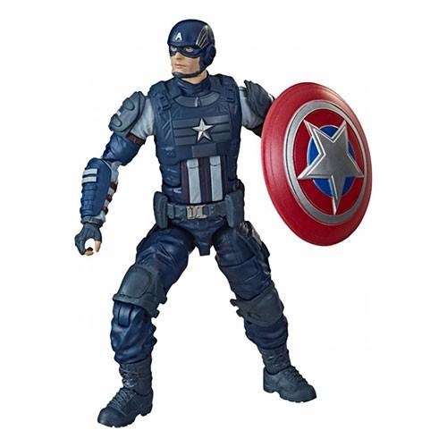 Figura De Acción Capitán América 15 Cm