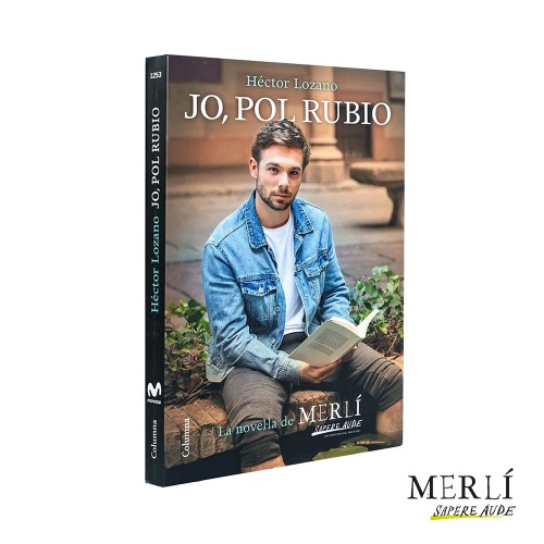 Libro Jo, Pol Rubio Ed. Catalán