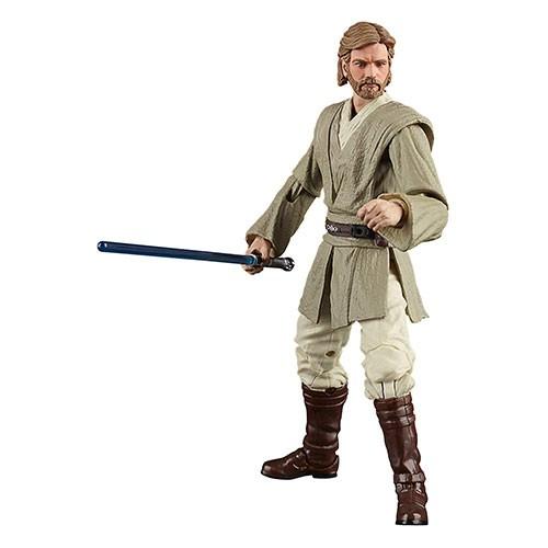 Figura De Acción Obi-wan Kenobi 15cm