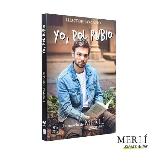 Libro Yo, Pol Rubio Ed. Castellano