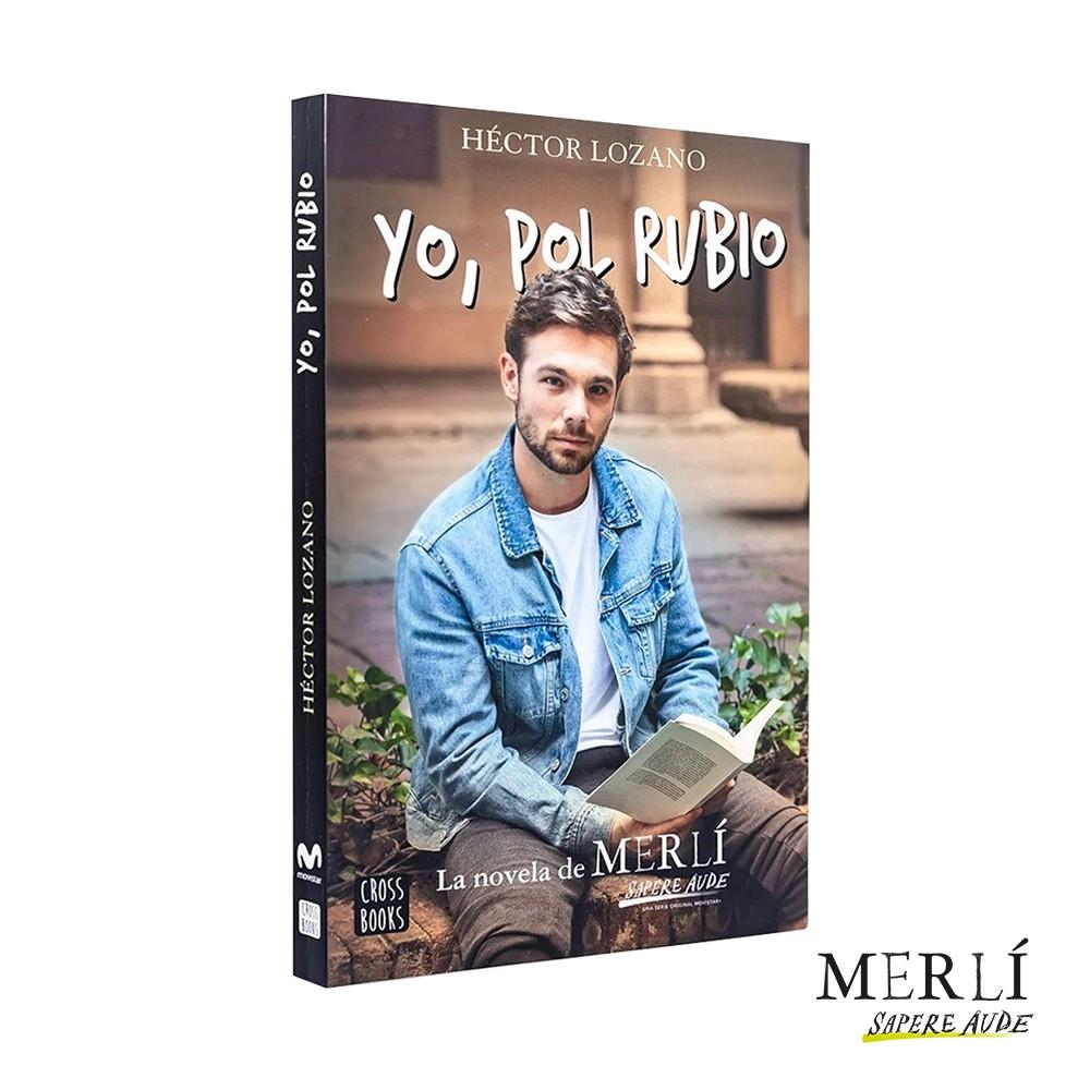 Libro Yo, Pol Rubio