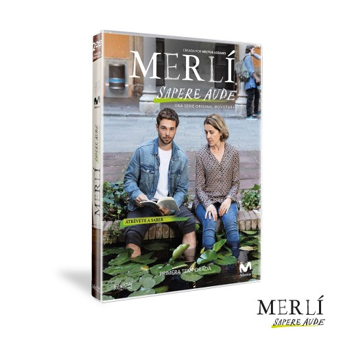 Dvd Temporada 1 Merlí