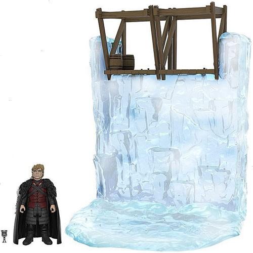Figura De Acción Tyrion 8cm Y El Muro 32cm