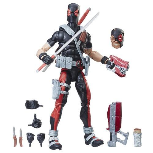 Figura Acción Deadpool Arma X 30cm