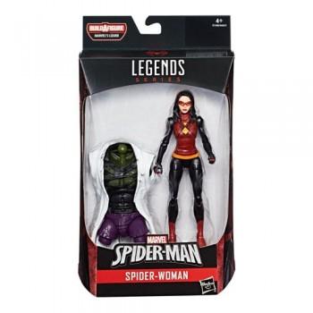 Figura De Acción Spider-woman 15cm