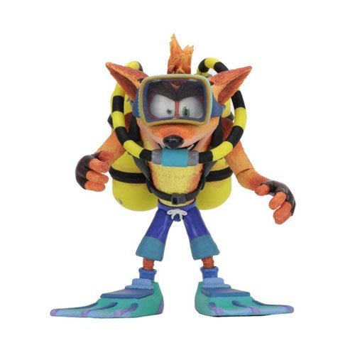 Figura Acción Crash Bandicoot 18cm