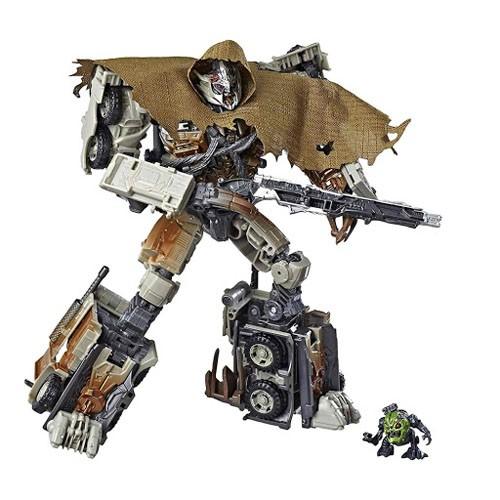 Figura De Acción Megatron 21cm