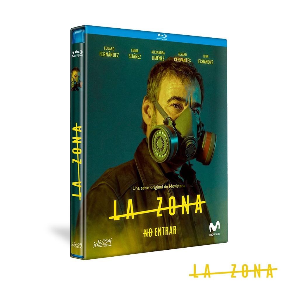 Blu-ray Serie Completa La Zona