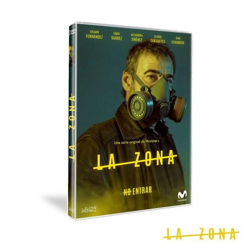 Dvd Serie Completa La Zona
