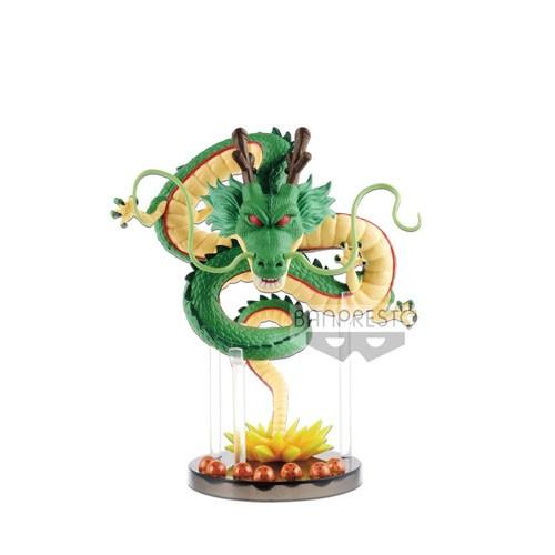 Estatua Shenron & Bolas De Dragon 14cm
