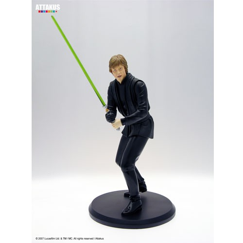 Estatua Luke Skywalker Jedi 37cm