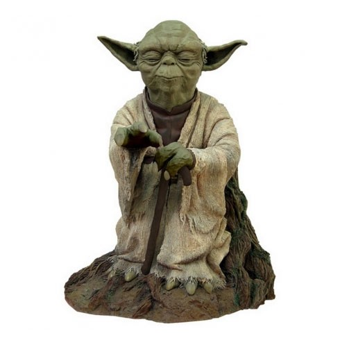 Estatua Yoda 53cm