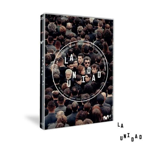 Dvd Serie Completa La Unidad