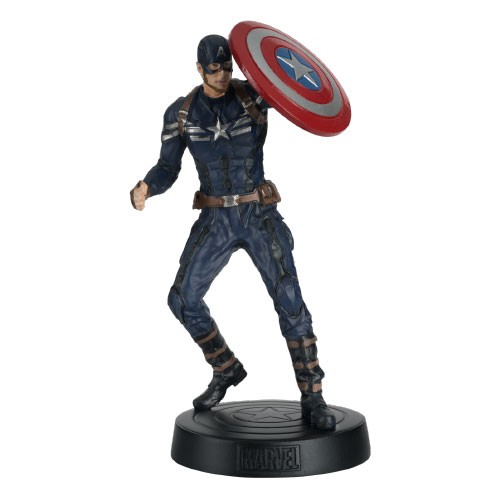 Figura Capitán América 1/16 14cm