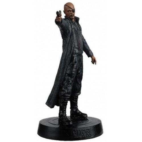 Estatua Nick Furia 13cm