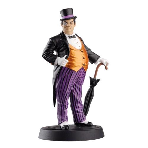 Estatua Pingüino 9cm
