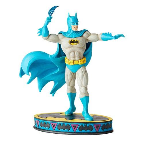 Estatua Batman Edad De Plata 22cm