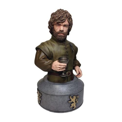 Busto Tyrion Lannister Mano De La Reina 19cm