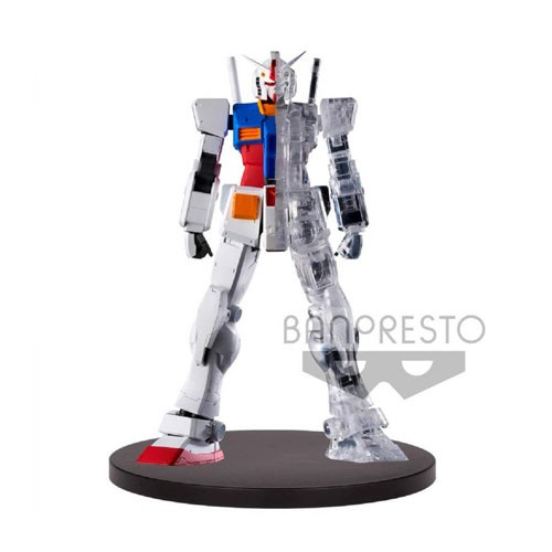 Estatua Estructura Rx-78-2 Gundam Ver. A 14cm