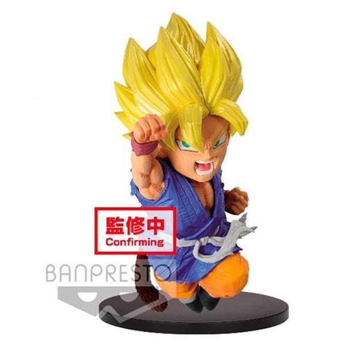 Figura Son Goku Super Saiyan 13cm